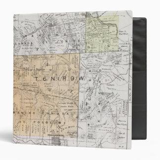 """El condado de Sonoma, California 7 Carpeta 1 1/2"""""""