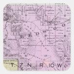 El condado de Sonoma, California 8 Pegatinas