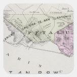El condado de Sonoma, California 9 Etiqueta