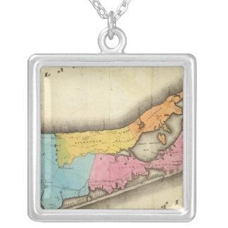 El condado de Suffolk Pendiente Personalizado