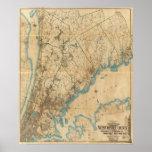 El condado de Westchester, Nueva York 3 Póster