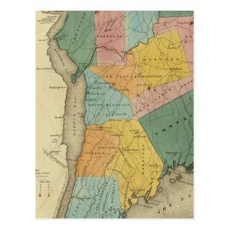 El condado de Westchester Tarjetas Postales