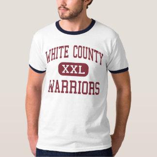 El condado de White - guerreros - centro - Sparta Camisas