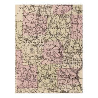 El condado de Windham, Vermont Postales
