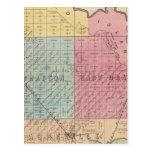 El condado de Yolo 3 Tarjetas Postales