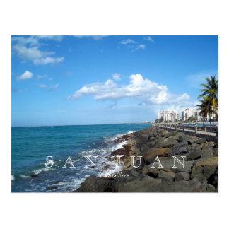 El Condado San Juan, Puerto Rico Postcard