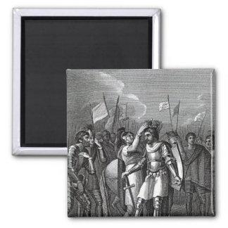 El conde del rey elegido Richmond Imán Cuadrado