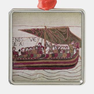 El conde Harold con el suyo navega por completo de Adorno Para Reyes