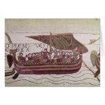 El conde Harold con el suyo navega por completo de Tarjetón