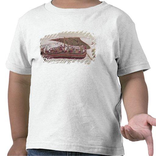 El conde Harold con el suyo navega por completo Camiseta