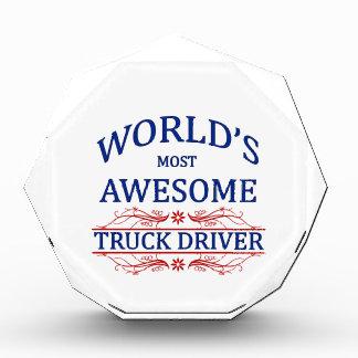 El conductor de camión más impresionante del mundo