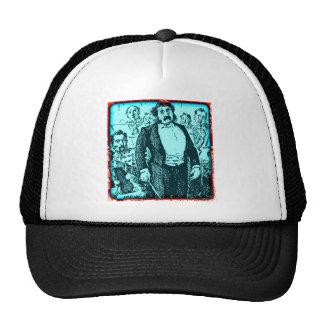 El conductor gorra