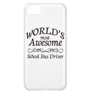 El conductor más impresionante del autobús escolar funda para iPhone 5C