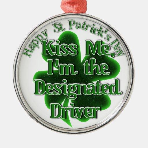 ¡El conductor señalado del día de St Patrick - bés Ornato
