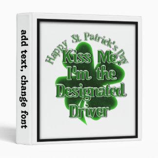 ¡El conductor señalado del día de St Patrick -