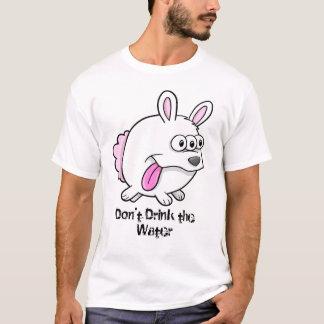 """El conejito loco del mutante """"no bebe camisa del"""
