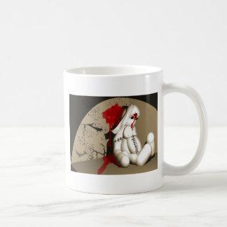 El conejito sangriento tazas