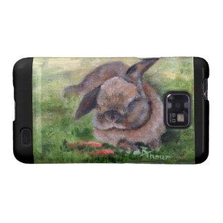 El conejito soña la caja de la galaxia de Samsung Galaxy S2 Cobertura