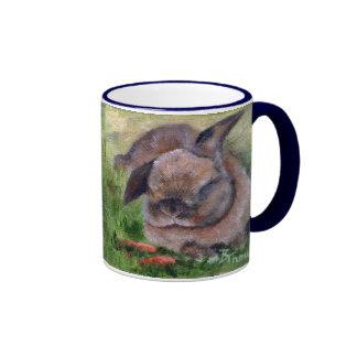 El conejito soña la taza
