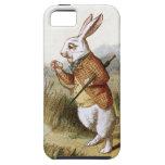 El conejo blanco - Alicia en el país de las maravi iPhone 5 Case-Mate Fundas