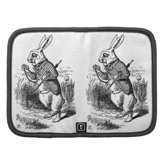 El conejo blanco organizadores