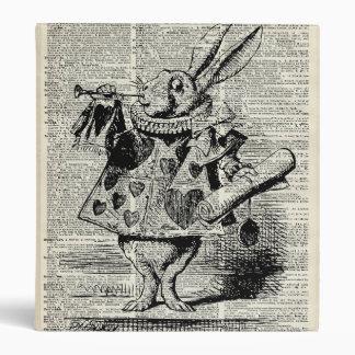 "El conejo de Whitte Carpeta 1"""