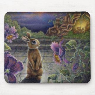 El conejo soña conejitos de las flores de la fanta tapete de raton
