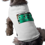 El conga de la verde menta teclea photo.jpg camisetas de mascota