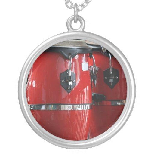 El conga rojo brillante teclea photo.jpg grimpola personalizada