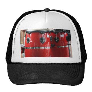 El conga rojo brillante teclea photo.jpg gorro