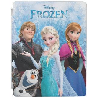El   congelado Ana, Elsa, Kristoff y Olaf Cover De iPad