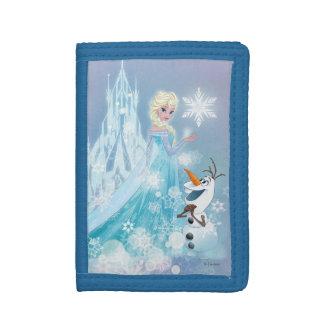 El | congelado Elsa y Olaf - resplandor helado