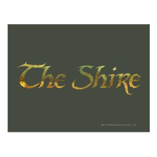 El conocido de SHIRE™ texturizado Postales
