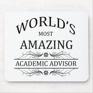 El consejero académico más asombroso del mundo mousepads