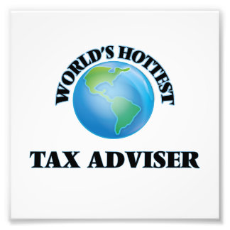 El consejero del impuesto más caliente del mundo cojinete