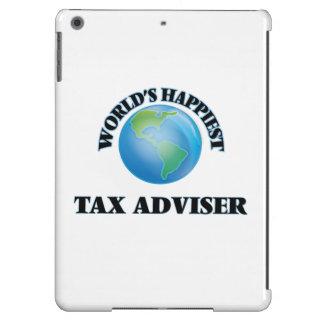 El consejero del impuesto más feliz del mundo funda para iPad air