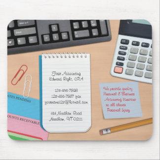 El considerar/fondo Mousepad del escritorio de