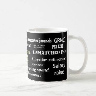 ¡El considerar jura palabras Taza De Café