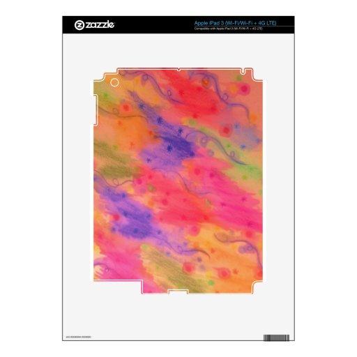 El CONSIDERAR PROTAGONIZA 3 - extracto estrellado  iPad 3 Skins