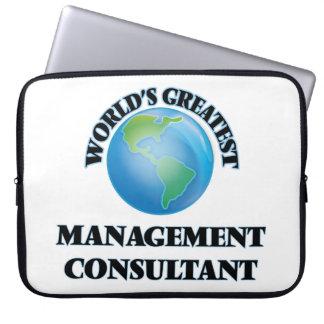 El consultor en administración de empresas más fundas ordendadores