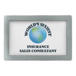 El consultor más atractivo de las ventas del hebillas de cinturón rectangulares