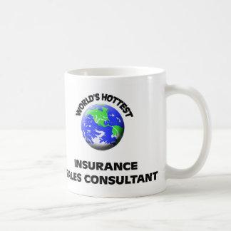 El consultor más caliente de las ventas del seguro
