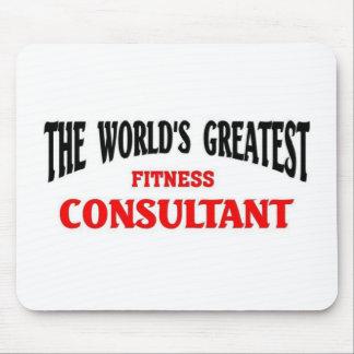 El consultor más grande de la aptitud mouse pad