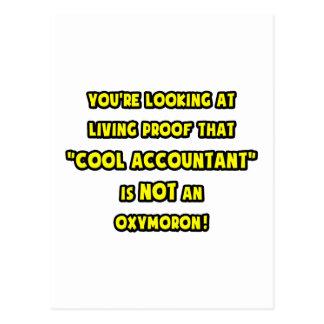 El contable fresco no es un Oxymoron Postales