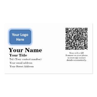 El contacto automático detalla la tarjeta de visit