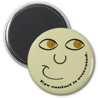 El contacto visual es imanes sobrestimados imán redondo 5 cm