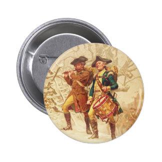 El Continentals de Frank Blackwell Mayer 1875 Pins