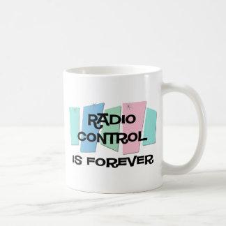 El control de radio es Forever Tazas
