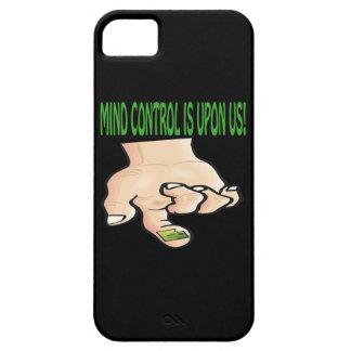 El control mental está sobre nosotros funda para iPhone SE/5/5s