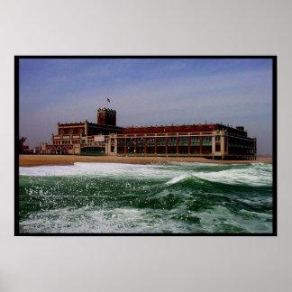 El convenio pasillo por el mar poster